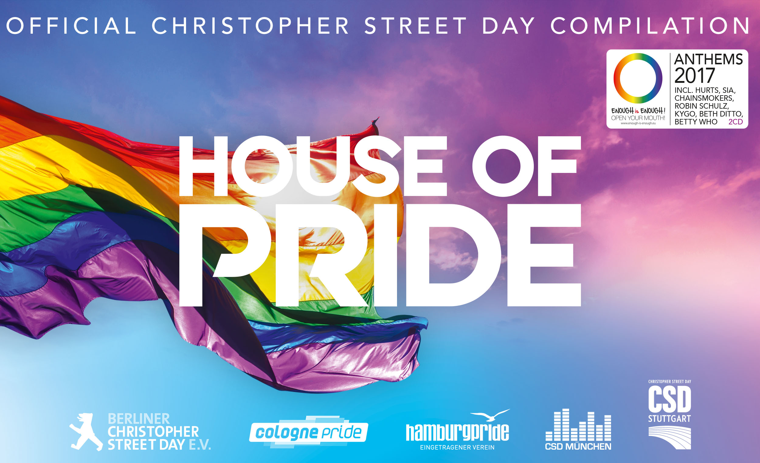 House of Pride Flyer